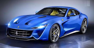 2019 Ferrari Berlinetta F12 Prix, caractéristiques et vitesse maximale
