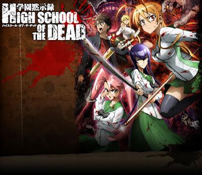 Highschool Of The Dead - Highschool Of The Dead Uncensor VietSub (2013)