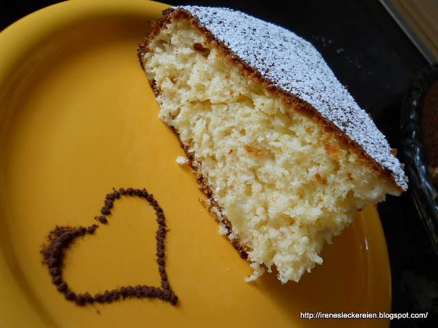 Irene S Leckereien Ananas Kokos Kuchen