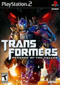 Descargar Transformers - Revenge of the Fallen para playstation 2 en español mega.