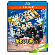 My Hero Academia: Two Heroes, la película (2018) BRRip 1080p Audio Japones 5.1 Subtitulada