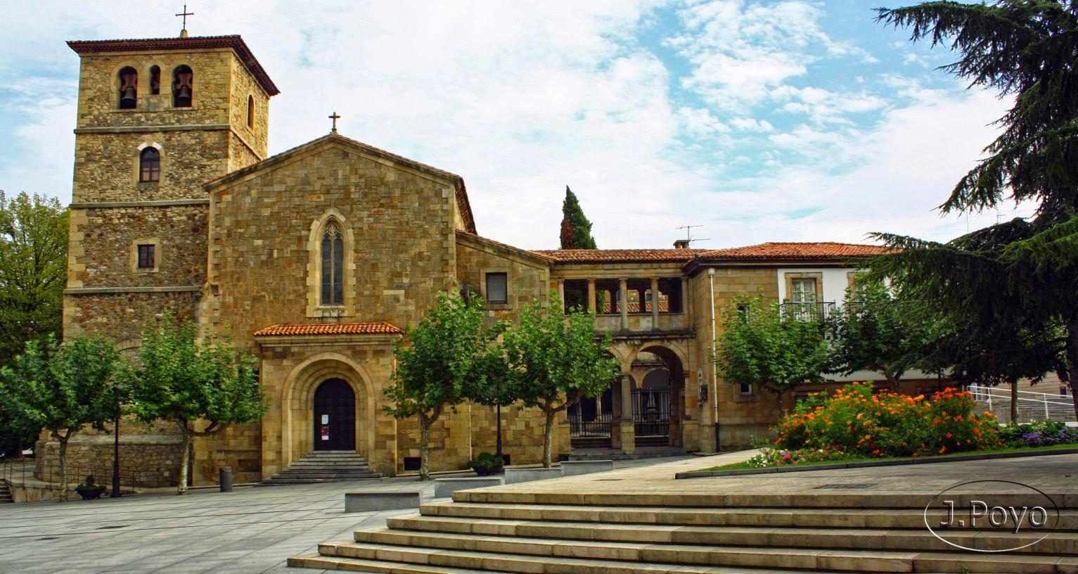 Iglesia de San Nicolás de Bari (San Francisco), de Avilés