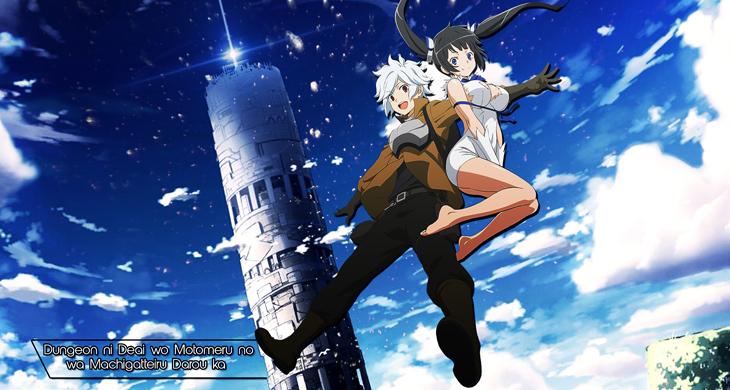 Os 5 melhores animes de romance com ação