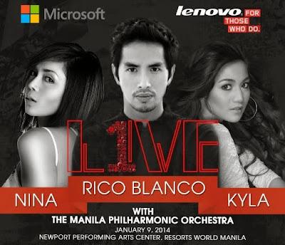Lenovo LIVE Concert