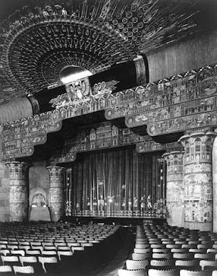 صورة المسرح المصري