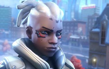 Hero mới của Overwatch - Sojourn đã được hé lộ