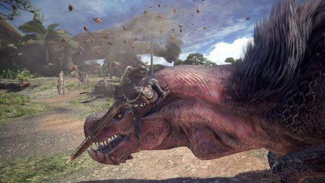 أستوديو Iron Galaxy يرفع التحدي و يقدم طلب رسمي للعمل على لعبة Monster Hunter World لجهاز Switch