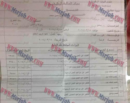 بالمستندات تعيينات ابناء المسئولين بوزارة الكهرباء تخالف قرار وقف التعيينات 2017