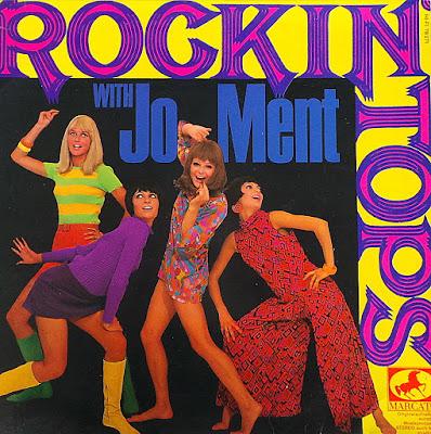 Jo Ment - Rockin' Tops (1968)