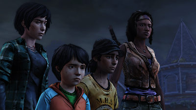 Walking Dead Michonne Episode 3 PC Game Free Download