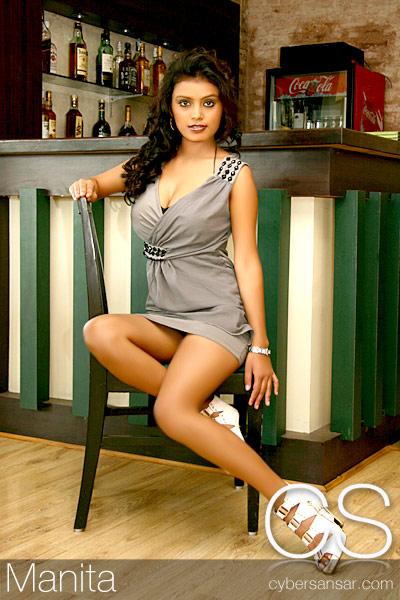 Nepalese Models: Manita Dhungel