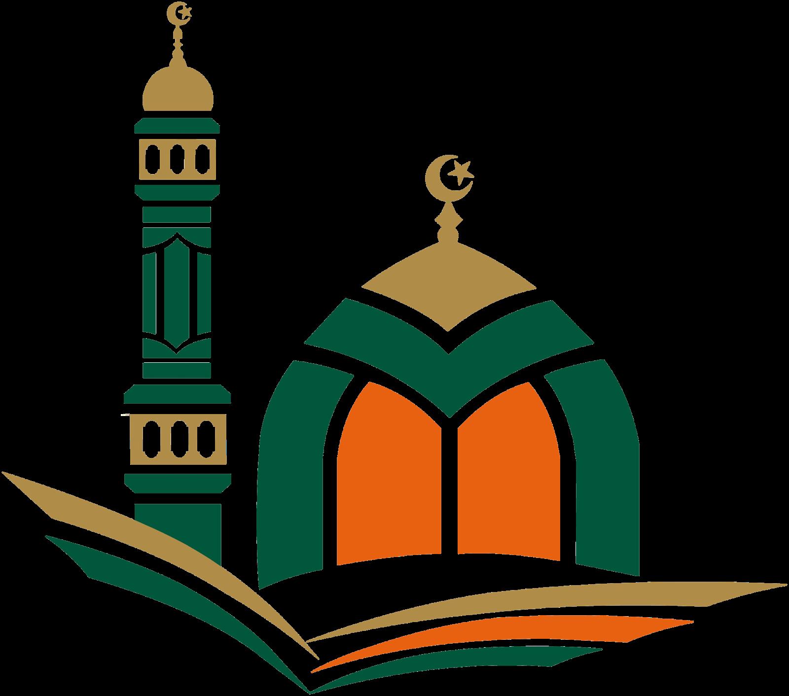 Stunning Cliparts Clipart Masjid Hitam Putih Fotomu
