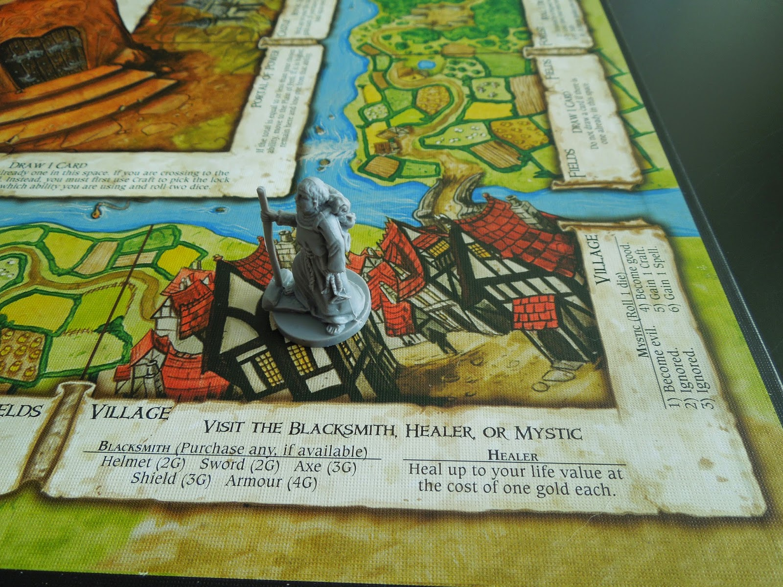 Talisman   A Board Game A Day