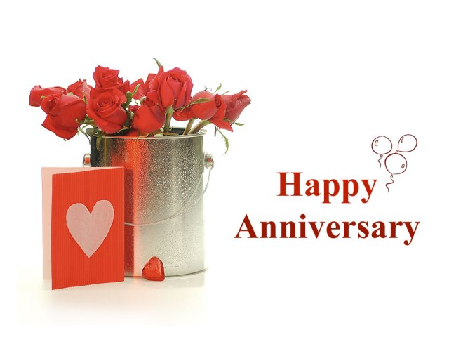 Romantic Anniversary Image for Husband