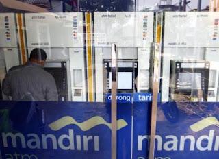 Biaya Transaksi Isi Ulang (Top Up) e-Toll Card Menggunakan Kartu ATM Bersama