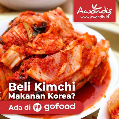 Beli Kimchi di Depok - Gofood Depok Kimchi Depok