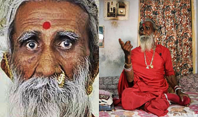 Indian Man Claims Not Eaten or Drank Anything For 75 Years