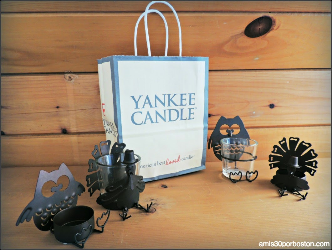 Portavelas Yankee Candle