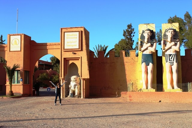 Ouarzazate, the Hollywood of Morocco