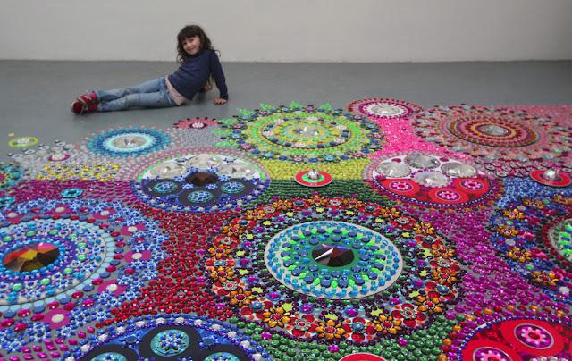 Suzan-Drummen-fraktal-desen-sanat-kaleidoskop