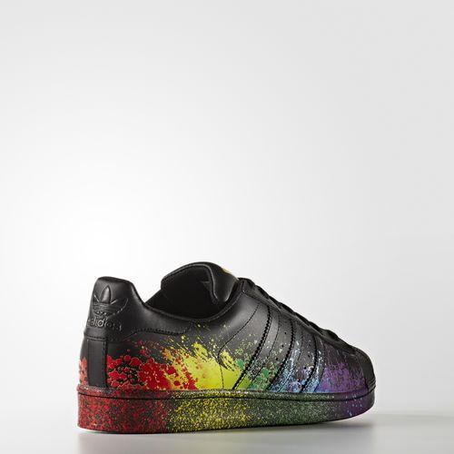 adidas Originals preto black Pride 2016