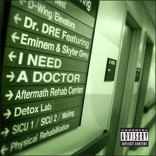 Eminem Venom 320kbps Mp3: I Need A Doctor (feat. Eminem & Skylar