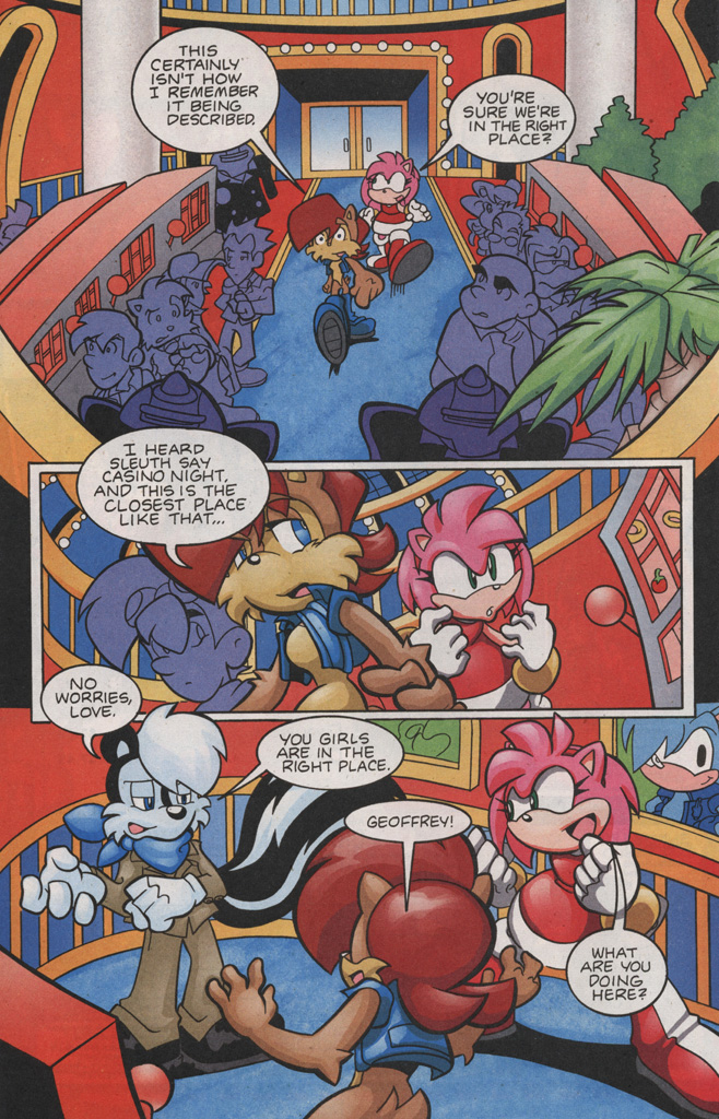Read online Sonic The Hedgehog comic -  Issue #188 - 14