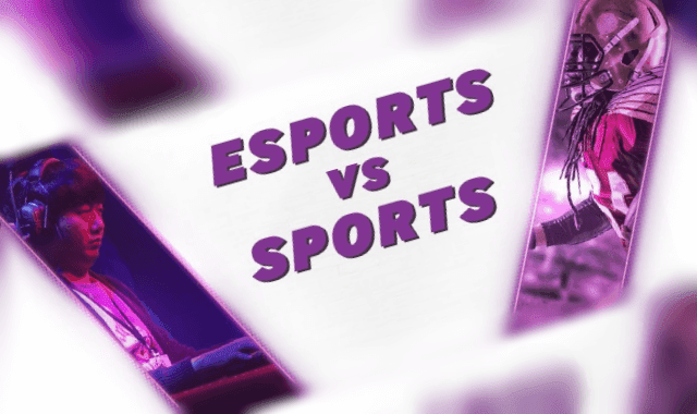 Esports vs Sports – Is The Future Of Sport Online?