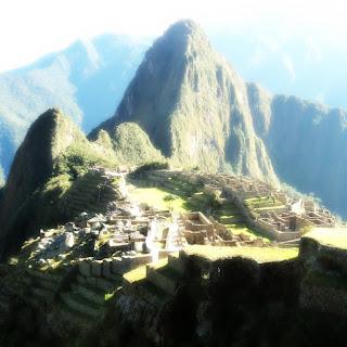 Huayna Picchu: Montanha ao Norte de Machu Picchu