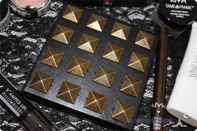 Nyx Cosmetics merienda blogger madrid