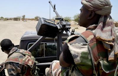 isis kills nigerian soldiers