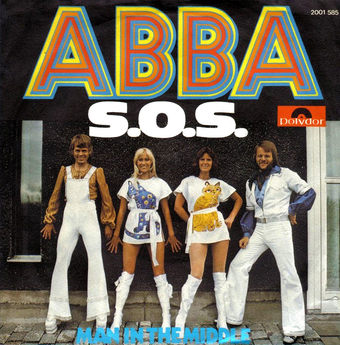 Vintage ABBA Album Covers ~ vintage everyday