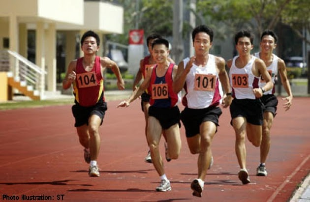 NSmen to get adidas and Zoot running shoes