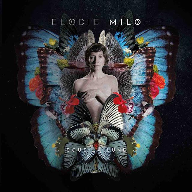 Ta peau est le nouveau clip d'Elodie Milo extrait de son EP Sous la lune