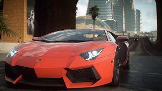 Lamborghini NFS Payback Wallpaper