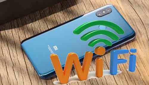 WiFi xiaomi tidan bisa On gagal internet