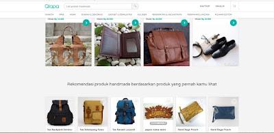produk handmade