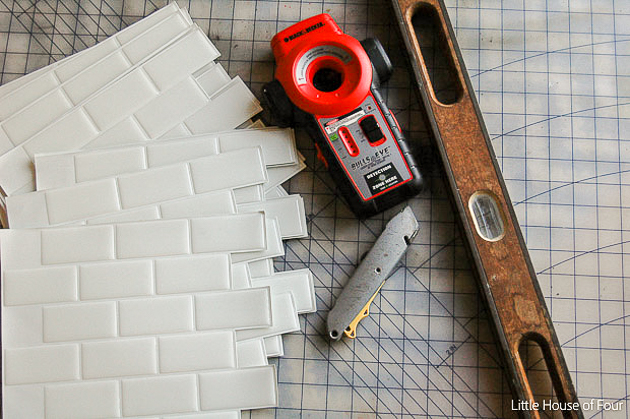 Tips and tricks for installing Peel and Stick Smart Tiles