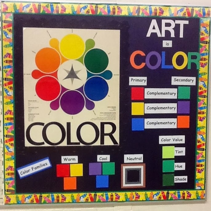 Ms Allens Art Room Room Bulletin Board Ideas