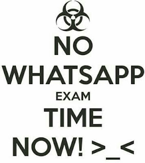 Exam Time Whatsapp Status