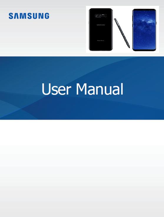 Galaxy Note 8 User Manual Pdf