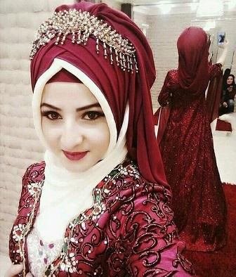Model Kebaya Jilbab Modern Terbaru