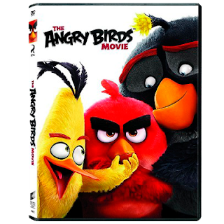 Angry Birds (2016) DVD