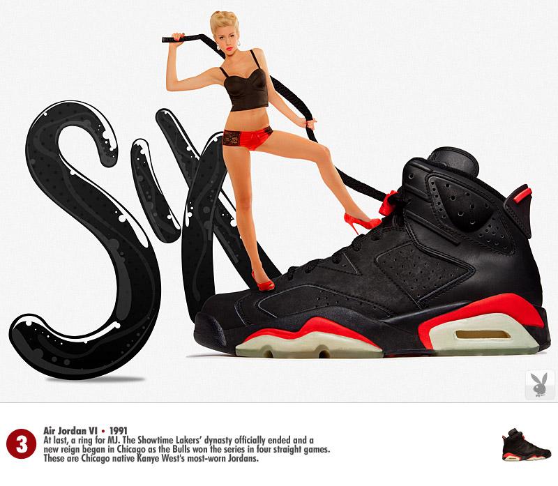 new arrival eb04e aa70b UBMASSIVE: PLATBOY: The Top 10 Air Jordans Ever