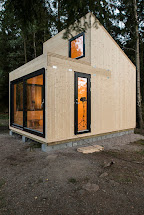 Tiny House Town Woody15 183 Sq Ft Norwegian Cabin