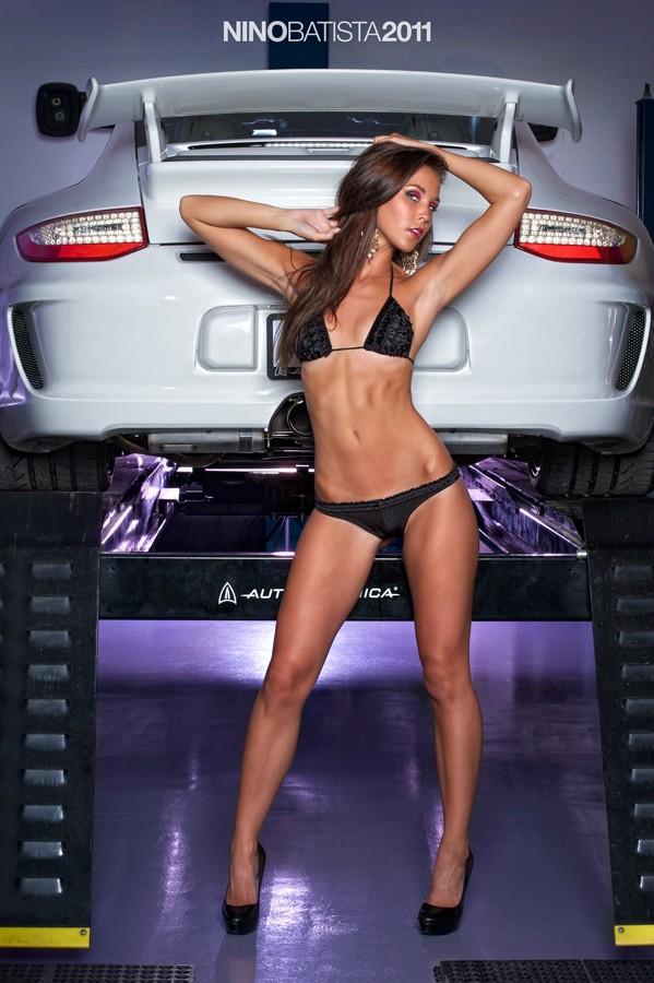 Donne Amp Motori24 Supercar E Sophia