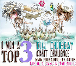 Top 3 Digi Choosday craft challenge nº37