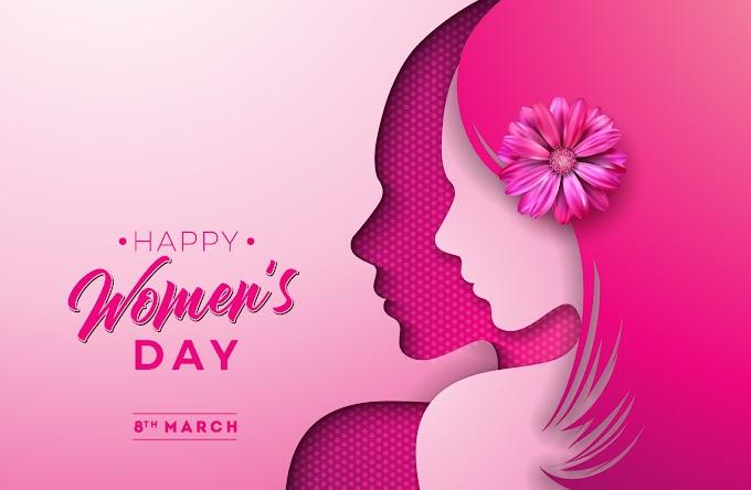 women's day vector Creative 8 march womens day festival design vector