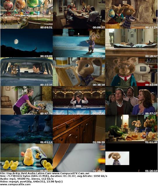 Capturas Hop DVDRip Español Latino [2011] Descarga 1 Link [Ver Online]