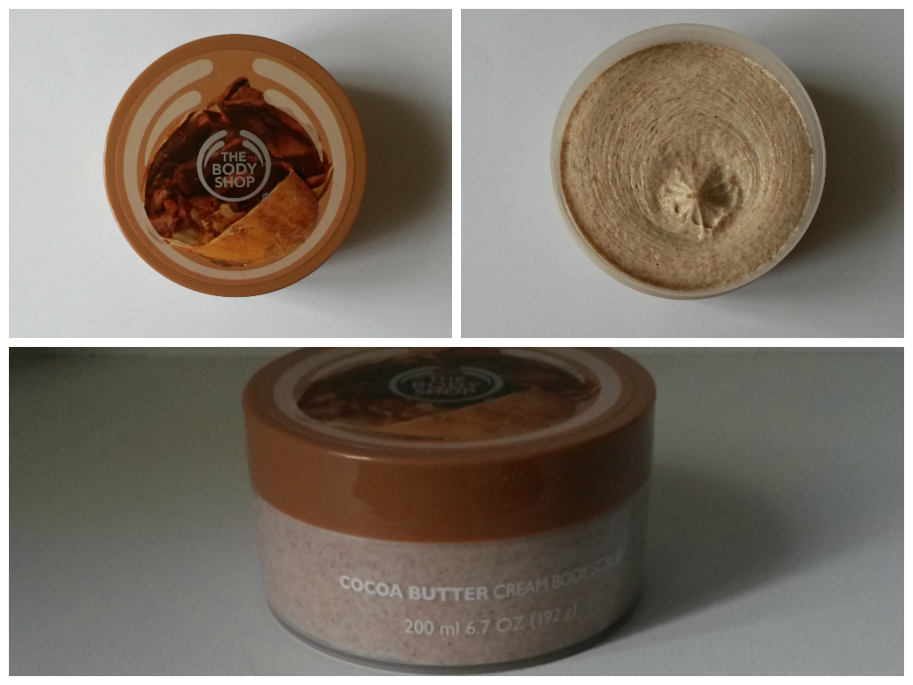 Haul The Body Shop gommage beurre de cacao